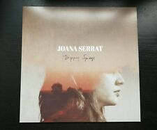 FIRMADO / SIGNED JOANA SERRAT - DRIPPINGS SPRINGS - LP + CD
