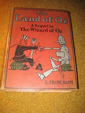 The Land of Oz 1913, L. Frank Baum, 1st. Ed., 5th.State