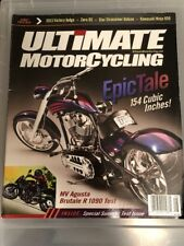 Ultimate Motorcycling Magazine July/August 2012