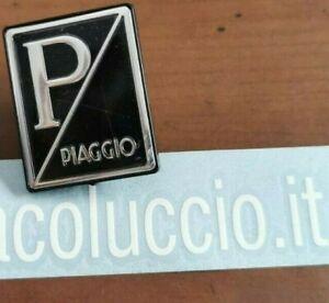 SCUDETTO LOGO INCASTRO PIAGGIO VESPA GTS SPRINT PRIMAVERA LX 50 150 250 300