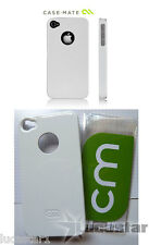 iPhone 4 Funda Case-Mate Barely There Blanca