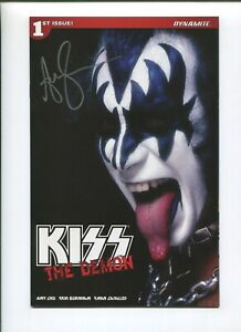 KISS THE DEMON #1 (9.2) CHU SIGNED 2017