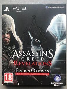 Jeu PS3 | Assassin's Creed REVELATIONS | Edition Spéciale OTTOMAN