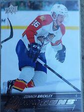 CONNOR BRICKLEY 2015-16 Upper Deck Hockey Young Guns Rookie Card