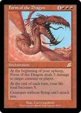 FORM OF THE DRAGON Scourge MTG Red Enchantment RARE