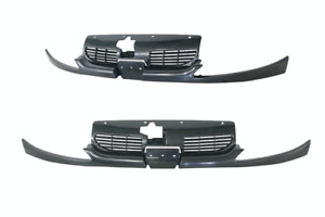 FRONT GRILLE FOR PEUGEOT 206 1999-2007
