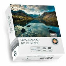 Cokin h300-02 gradual ND kit incl. 3 filtro (p121, p121m, p121l) nd2 nd4 nd8