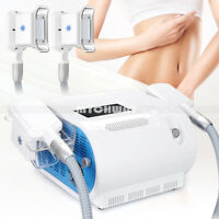 Fat Freeze Double Cooling Systerm Cold Slimming Fat Cellulite Burning Machine AU