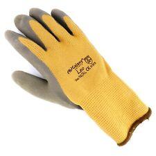 1-3-6-12 Paar Latex Arbeitshandschuhe Montagehandschuhe Handschuhe Garten Leo