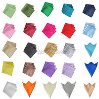 10Pcs Polyester Table Linen Napkins Dinner Cloth Wedding Party Home Decor 12""