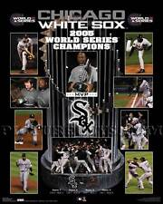 Chicago White Sox 2005 World Series Championship Picture Plaque
