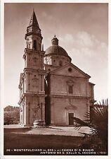 #MONTEPULCIANO: CHIESA DI S. BIAGIO-