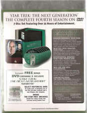 NEW Star Trek: The Next Generation - Season 4 (DVD) Sealed + Best Buy Bonus Disc