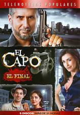 El Capo, Part 2 (DVD, 2011, 5-Disc Set)