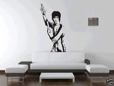 Bruce Lee Wall Art Sticker Vinyl HUGE Postage