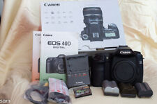 Canon EOS 40D 10.1MP Digital SLR Camera - Black (Body w/Accessories)