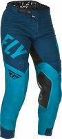 Fly Racing Evolution Dst Pants Blue/Navy Sz 36