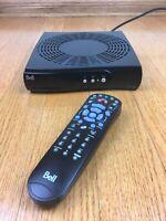 Bell 4100 Standard Definition Digital Satellite TV Receiver + 3.2 Remote BUNDLE