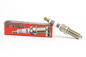 HKS 50003-M45HL Spark Plug for Nissan GTR VQ35HR VQ37VHR VR38DETT Cooler #9