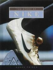 The Story of Nike (Built for Success)-ExLibrary