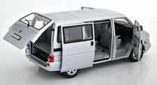 Schuco 2002 VW T4b Caravelle Minibus Silver 1/18 Scale New Release! LE of 1000