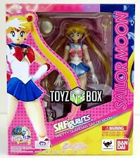"""In STOCK S.H. Figuarts 20th Anniversary """"Sailor Moon"""" Reissue  Action Figure"""