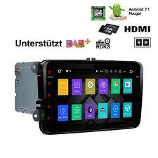 """8"""" Android 7.1 DVD GPS Autoradio Unterstützt DAB+ HDMI Für VW T5 EOS JETTA GOLF"""