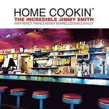 JIMMY SMITH - HOME COOKIN'  CD NEUF