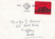 (84402) COPERCHIO Clearance GB Cuffley SCOUTS Natale 1987 servizio di consegna