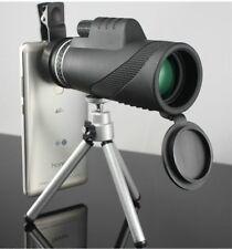 Día & Visión Nocturna 40x60 Zoom óptico Monocular Telescopio Objetivo Cámara con