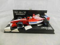 Minichamps 400 010225 2001 Panasonic Toyota Racing TF101 F1 Test Car A McNish