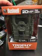 Brand New Bushnell Trophy Cam HD Aggressor Low-Glow Trail Camera 20MP 119874C