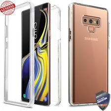 For Samsung Galaxy Note10+ S10 Slim Clear Full Body Case Built in Screen Covered