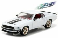 Voitures, camions et fourgons miniatures multicolores Greenlight Fast & Furious