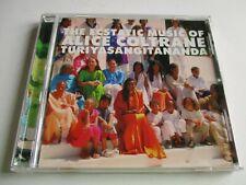 The Ecstatic Music of Turiya Alice Coltrane CD Promo Only 8 Tracks Sampler NEW