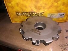Ingersoll 5 Facemill Slotter 3ej6f 0506257r01 New