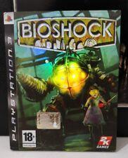 BIOSHOCK 1 (CARTONATO) LIMITED PS3 ITALIANO COMPLETO COME NUOVO, PLAYSTATION 3