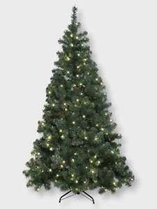 B-Ware Weihnachtsbaum 260 LED 210 cm f. Innen und Außen