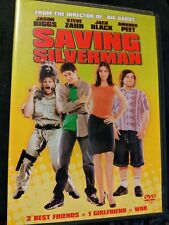 Saving Silverman (Dvd, 2001, Pg-13)Like New,Pg-13,Jason Biggs, romantic comedy
