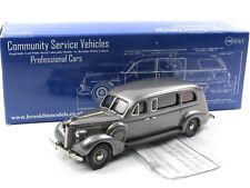 Brooklin CSV 26 - 1937 Superior-Pontiac Provident Ambulance Gray Poly 1:43