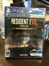 Resident Evil 7 Biohazard: Gold Edition (Sony PlayStation 4, 2017) FREE PRIORITY