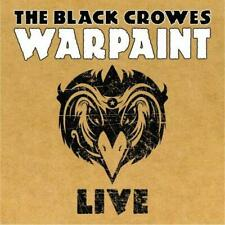 THE BLACK CROWES - WARPAINT LIVE 2CDs (New & Sealed) Rock CD