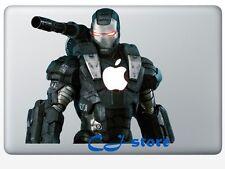 War Machine Macbook Sticker Macbook Air / Pro Decal Skin for Macbook Decals WM
