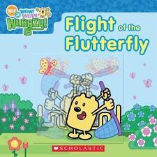 Wow! Wow! Wobbzy!: Flight of the Flutterfly (Wow! Wow! Wubbzy!)-ExLibrary