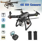 Holy Stone HS700D RC Drone With 4K HD Camera FPV GPS  Live Video Brushless Motor