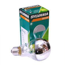Sylvania Ampoule 40W E27 Miroir tête argent
