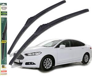 "Ford Mondeo 2014-on windscreen wiper blades HEYNER HYBRID 28"" 28""PT"