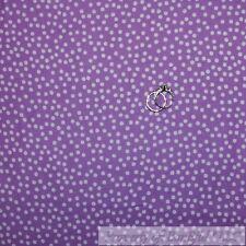 BonEful Fabric Cotton Quilt Purple Tone Tonal Small Little Tiny POLKA DOT SCRAP