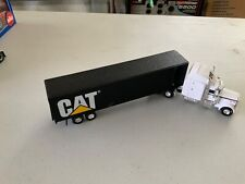 SPECIAL Norscot 1/64 scale CAT PB tractor  with Cat trailer