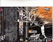 Andi 3 On 3 National Championship-Australia 2004-Basketball Australia-DVD
